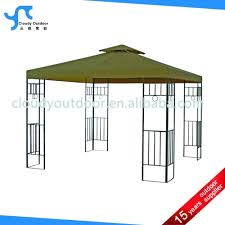 Grill Gazebos Home Depot by Hardtop Gazebo X Sumatra With Mosquito Netting Home Depot Hard Top