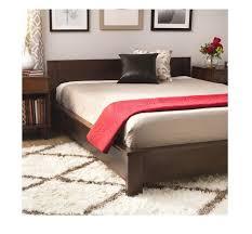 King Headboard And Frame King Size Bed Platform Frame Wood Headboard Footboard Modern