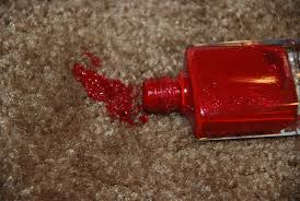 nail polish carpet stains tips from a professional cleaner