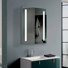 Led Bathroom Mirror by Led Illuminated And Backlit Bathroom Mirrors By Paris Mirror