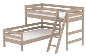Flexa Bunk Bed Classic Tiered Bunk Bed
