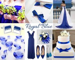 blue wedding royal blue and white wedding favors awesome wedding colors you