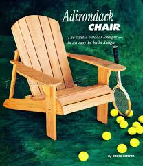 classic adirondack chair plans u2022 woodarchivist