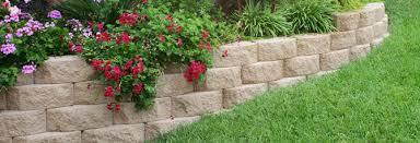 retaining walls u0026 landscape walls keystone legacy