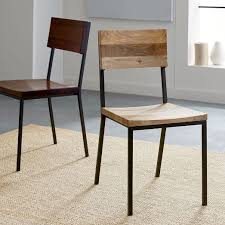 Rustic Dining Chair Rustic Dining Chair West Elm