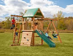 remarkable playsets for small backyards pictures inspiration