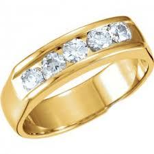 mens gold diamond rings mens diamond rings wedding promise diamond engagement rings