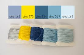 Yellow Color Combinations Sunshiny Day Palette Blues With A Pop Of Yellow Www Lovelymesses