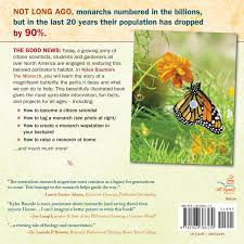 the monarch saving our most loved butterfly kylee baumle