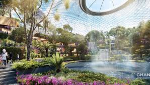 project jewel at changi airport to cost 1 47b singapore news project jewel at changi airport to cost 1 47b singapore news top stories the straits times