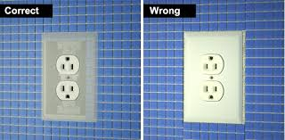 how to install a mosaic tile backsplash in the kitchen installing backsplash tiles around outlets mineral tiles