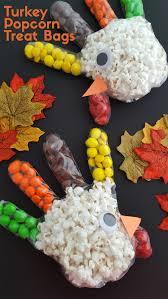 turkey bags turkey popcorn treat bags jamonkey