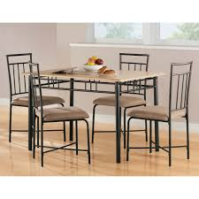 kitchen stainless steel dining table set round dining table base