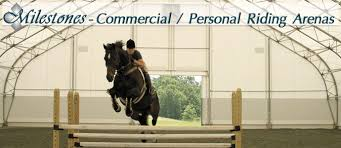 fabric buildings covered horse riding arenas and structures