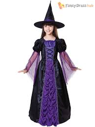 toddler witch costume witch costume fancy dress age 4 12 black