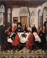 the last supper ric bouts the elder 1464