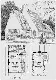 house plan house plans 1930s minimal tudor house plans pinterest