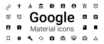 google material icons for sketch by lpzilva sketch hunt