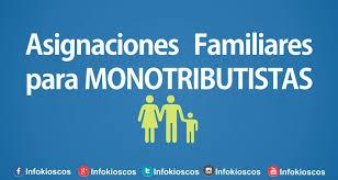 fecha cobro asignacion por hijo mes febrero 2016 asignaciones familiares para monotributistas desde marzo 2018