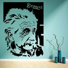 compare prices on home stickers living room online shopping buy 2017new star famous portrait alber einstein e mc2 vinyl wall sticker art sticker home decor