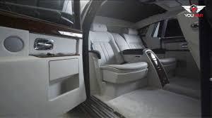 Rolls Royce Phantom Interior Features 2013 Rolls Royce Phantom Series Ii Interior Youtube