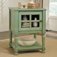 Green Accent Table End Tables Designs Cottage Accents Chairside Green End Tables
