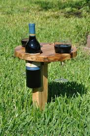 Design For Wooden Picnic Table by Best 25 Wine Table Ideas On Pinterest Dining Room Bar Living