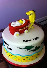 cake wrecks home sunday sweets seuss day treats kids cake