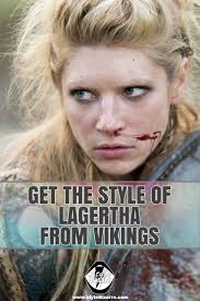 lagertha hairstyle get the style of lagertha from vikings style on vega