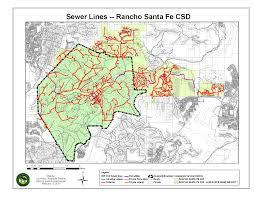 Santa Fe Map Rsf Sewer