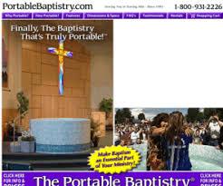baptistry pools baptism pools portable baptistry baptistry heaters church