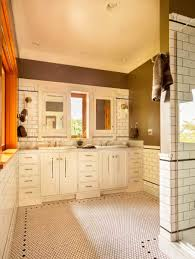 1930s Bathroom Design Craftsman Style Homes Interior Bathroom The Master Bathroom Is
