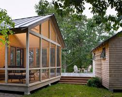 Enclosed Patio Windows Decorating Screen Porch Decorating Ideas Porch Contemporary With Metal Roof