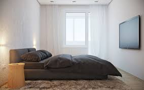 Minimalistic Bedroom 5 Ideas For A One Bedroom Apartment With Study Includes Floor Plans