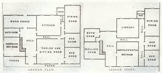 Farm House Floor Plans Medium Sized Farm House Plans
