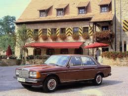 mercedes benz e klasse w123 specs 1975 1976 1977 1978 1979