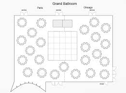 ballroom floor plan sofitel chicago magnificent mile wedding ballroom layout