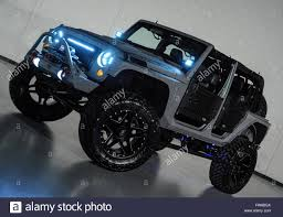 April 1 2016 Custom Jeep Wrangler With Custom Doors And Leather