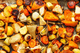 Recipe For Roasted Root Vegetables - lower carb roasted root vegetables slender kitchen