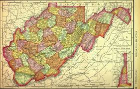 West Virginia State Parks Map by Gallery Traveling West Virginia