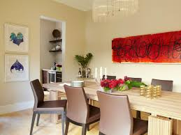 Artwork For Dining Room Photo Page Hgtv