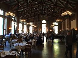 Ahwahnee Hotel Dining Room Yosemite National Park Forking Chicago
