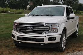 pushing the limits in the 2018 ford f 150 limited