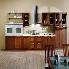 kitchen modern modular kitchen design with wine cooler euro