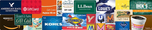 gift card fundraiser scrip crusader cards