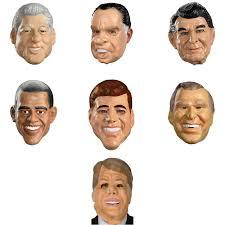 halloween president masks president masks images reverse search