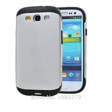 newest neo hybrid slim armor back cover for samsung galaxy s3