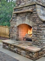 contemporary ideas outdoor fireplaces fireplace ideas