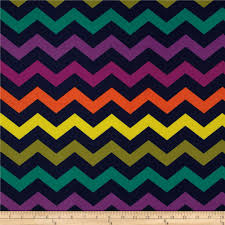 michael miller norwegian woods too chic chevron midnight fabric