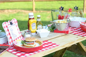 mustard rub burgers u0026 outdoor party mommy hates cooking
